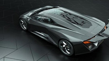 Lamborghini Phenomeno concept render
