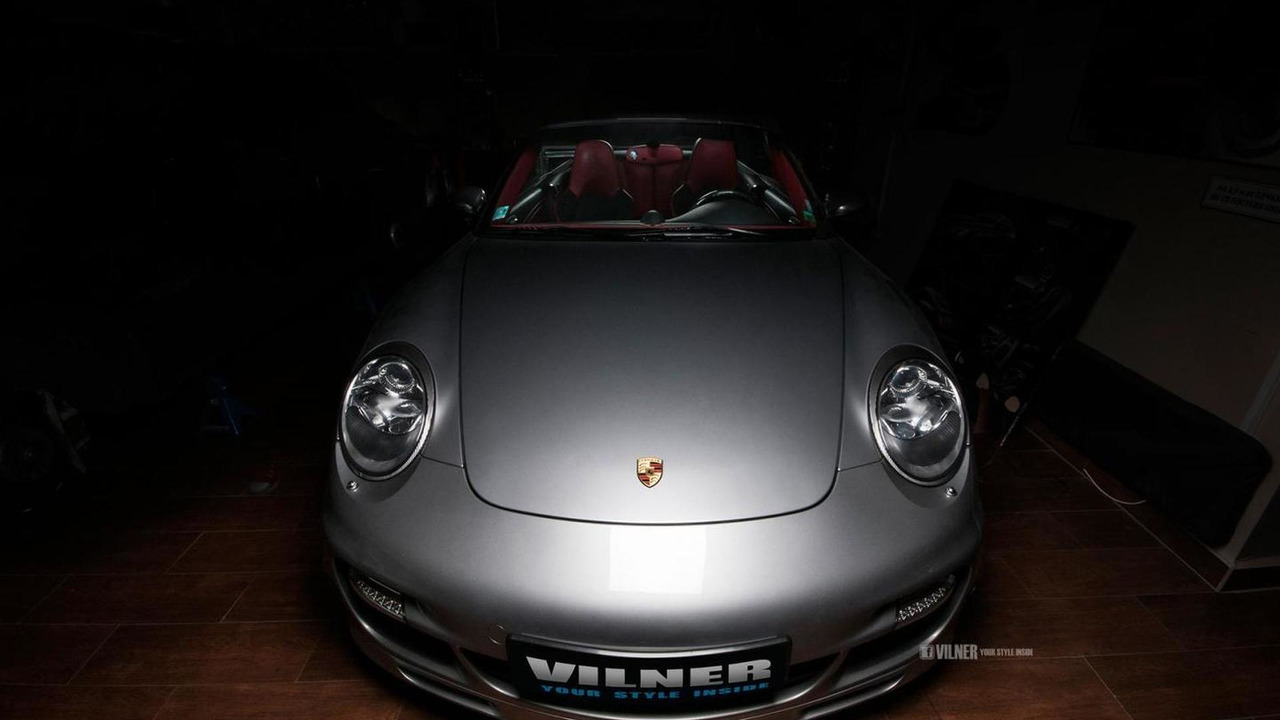 Porsche 911 (997) Turbo Convertible by Vilner