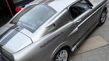 Daewoo Lacetti-based Mustang Elanor replica by Big Daddy Customs