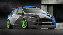 Ford Focus ST Galpin Team