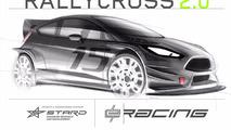Electric rallycross is finally becoming reality