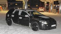 2013 Volvo V40 winter testing spy photo 12.01.2012