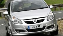 Vauxhall Corsa SRi 'Legend' Returns