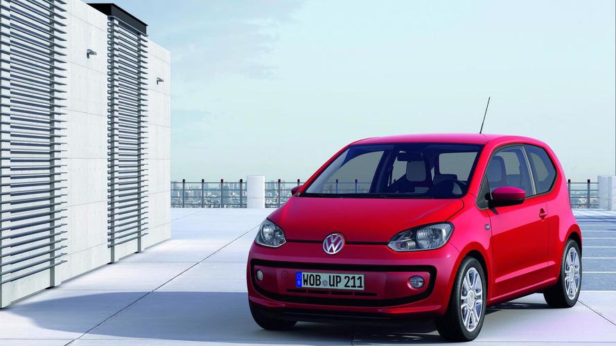 2012 Volkswagen up! unveiled