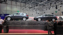 Qoros Estate Concept at 2013 Geneva Motor Show