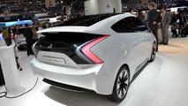 Mitsubishi CA-MiEV concept live in Geneva 05.3.2013