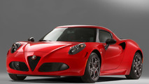 Alfa Romeo releases new photos of 4C Launch Edition