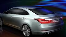 Hyundai Mistra Concept breaks cover at Auto Shanghai