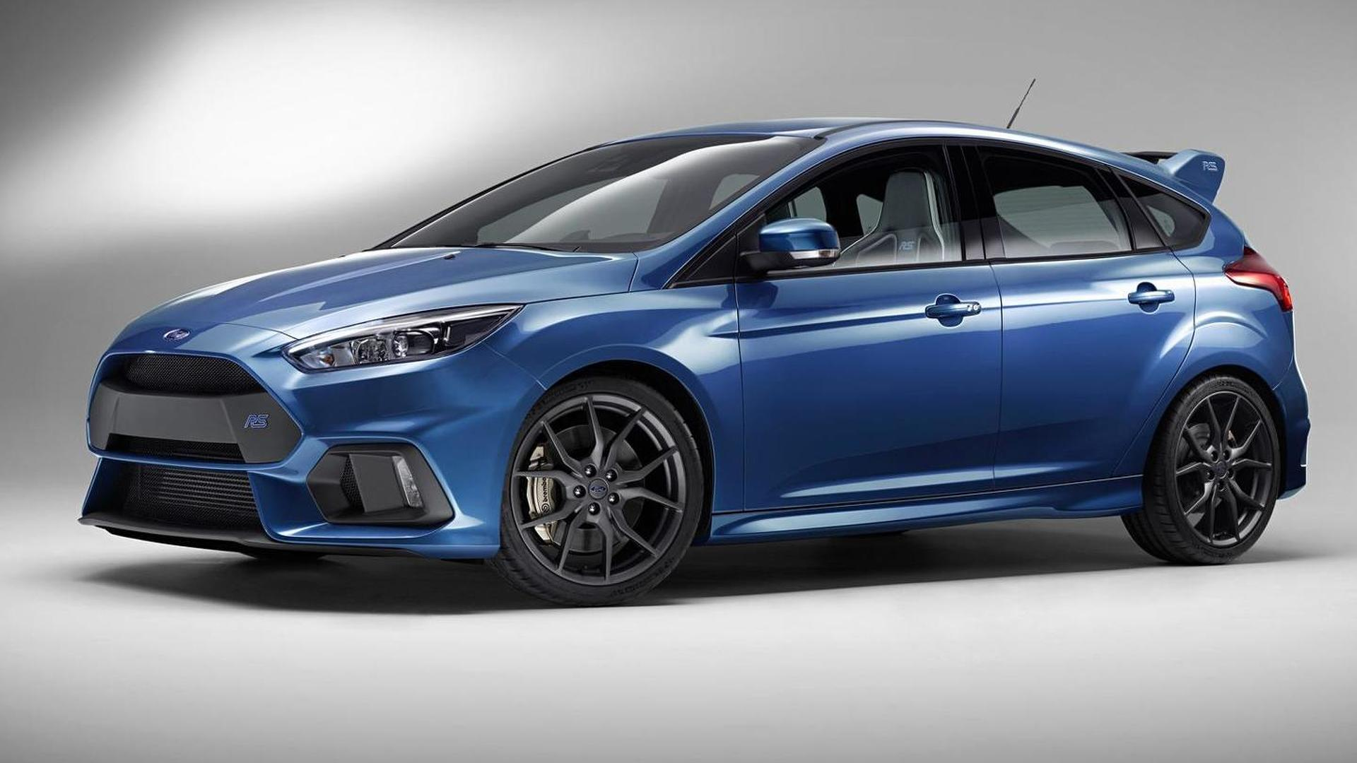 Forza giving Ford Focus RS to ESL champion