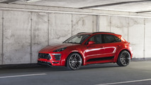 Porsche Macan gains Prior Design wide body kit