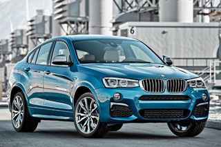 BMW X4 M40i is the Performance Mini-SUV We Never Asked For