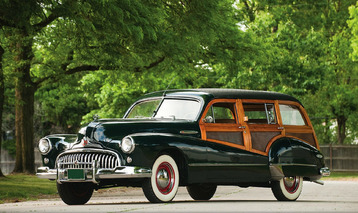 The Woodie: the Car that Kept the Past Alive