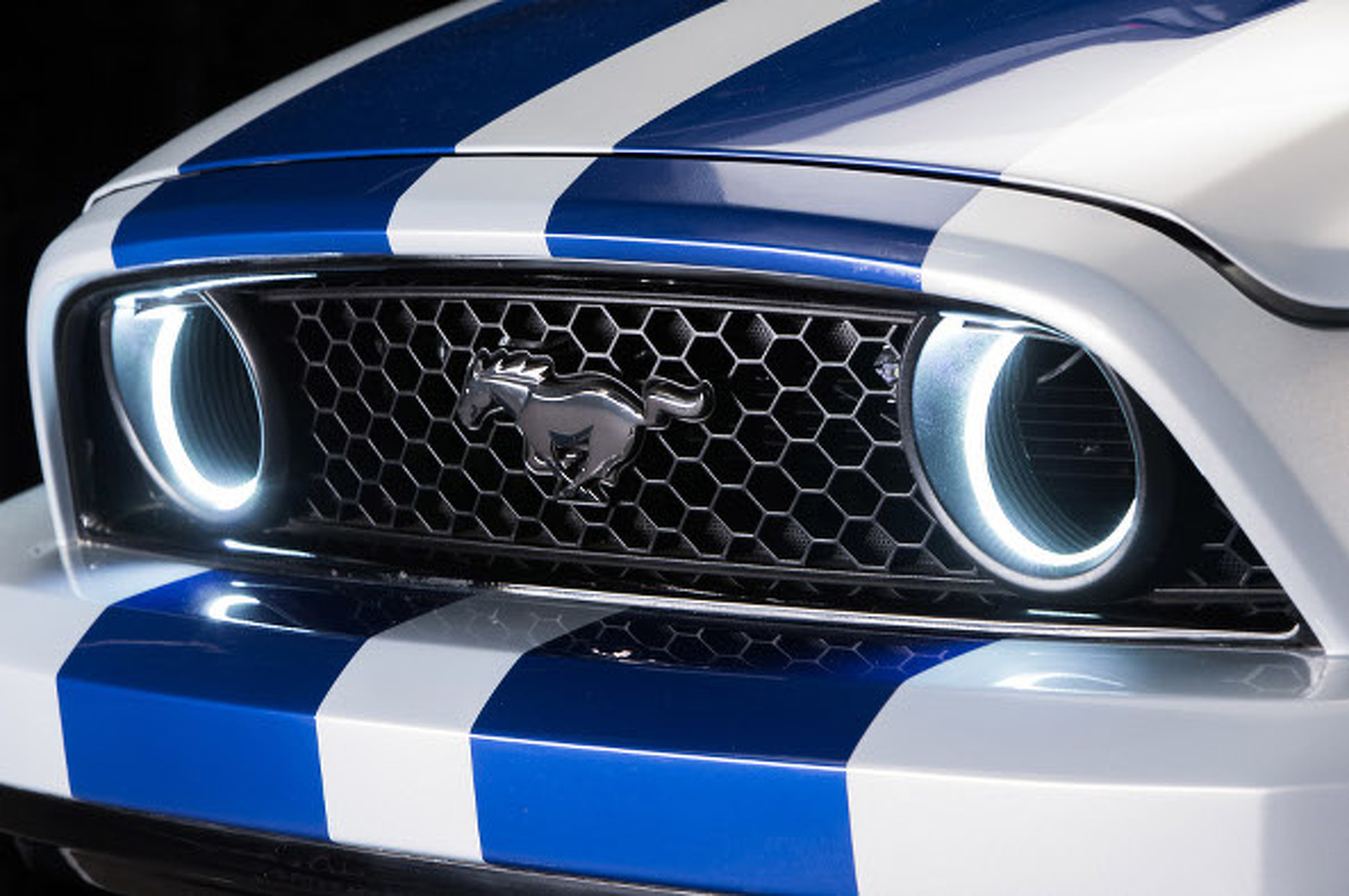 Meet the Other Star of 'Need For Speed': The Custom Ford Mustang GT