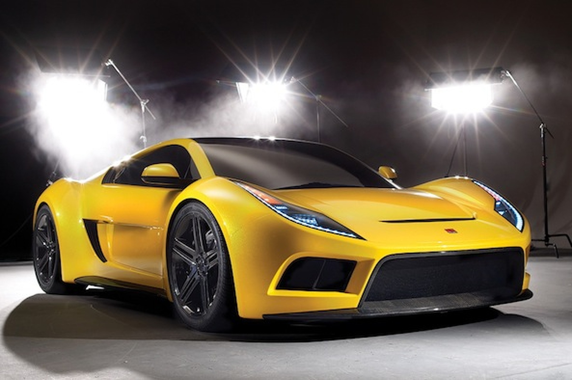 Saleen Supercar Coming in 2015