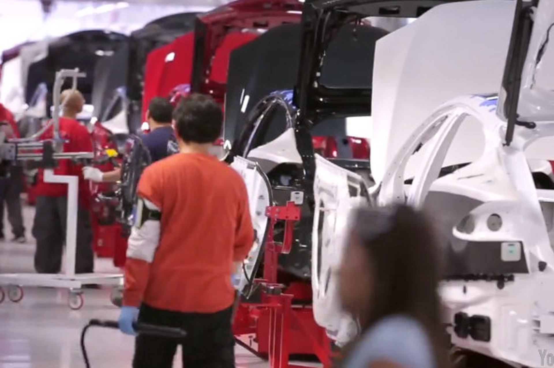How Tesla Builds a Model S