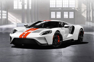How Would You Configure Your Ford GT?