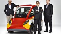 Shell concept car based on Gordon Murray's T.25