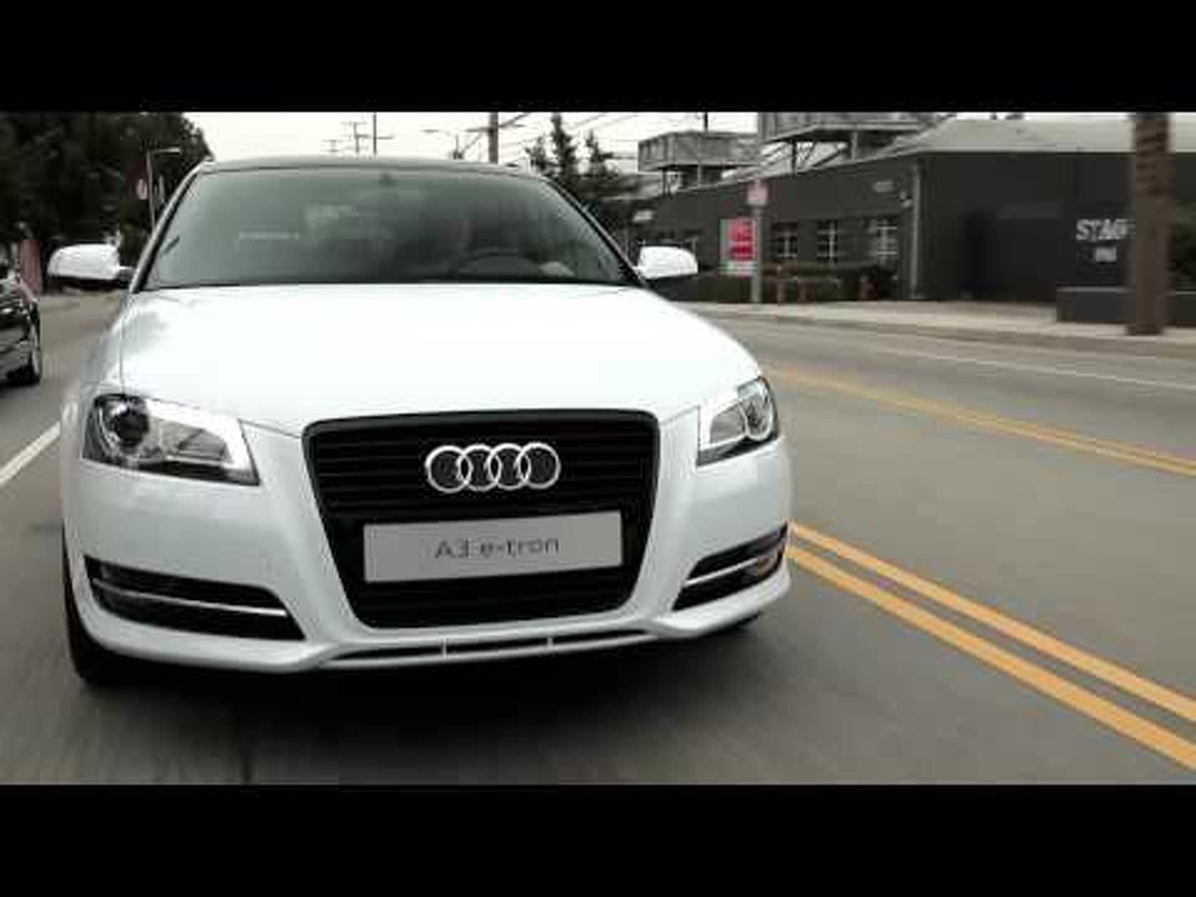 2012 Audi A3 e-tron