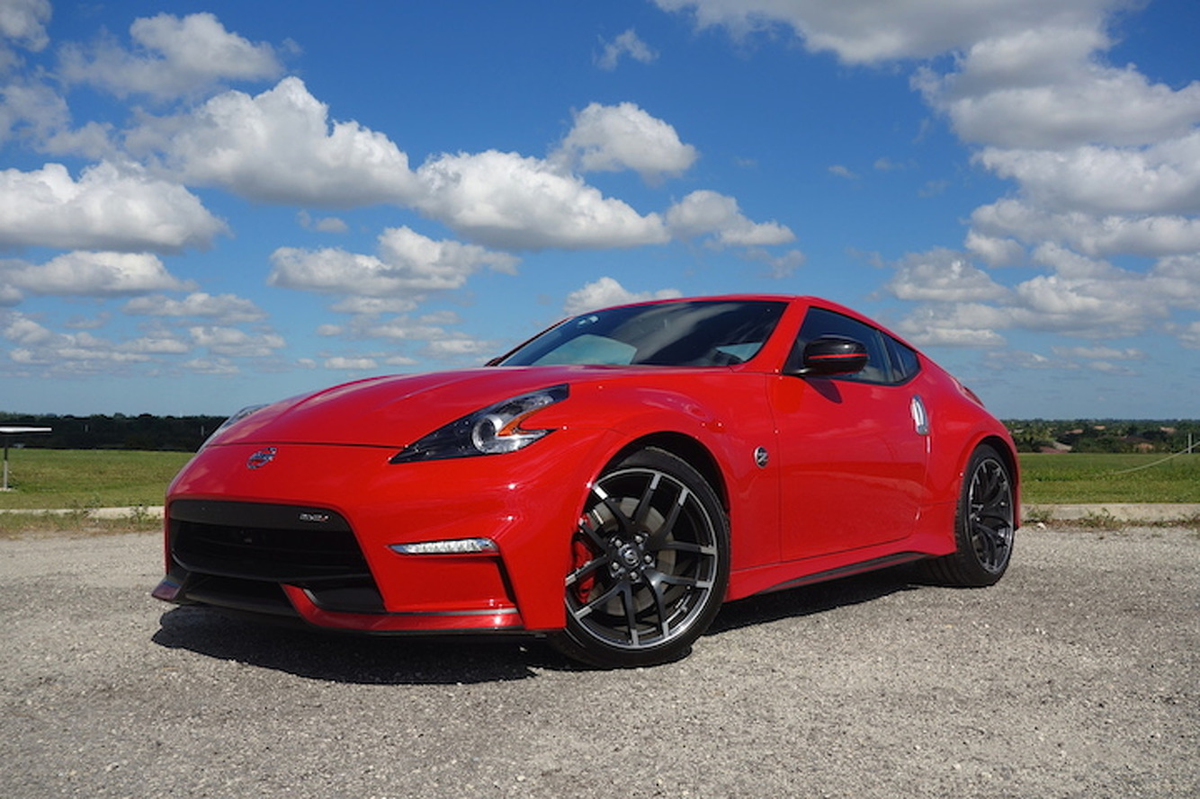 2015 Nissan 370Z Nismo Review: Better Than It's Ever Been
