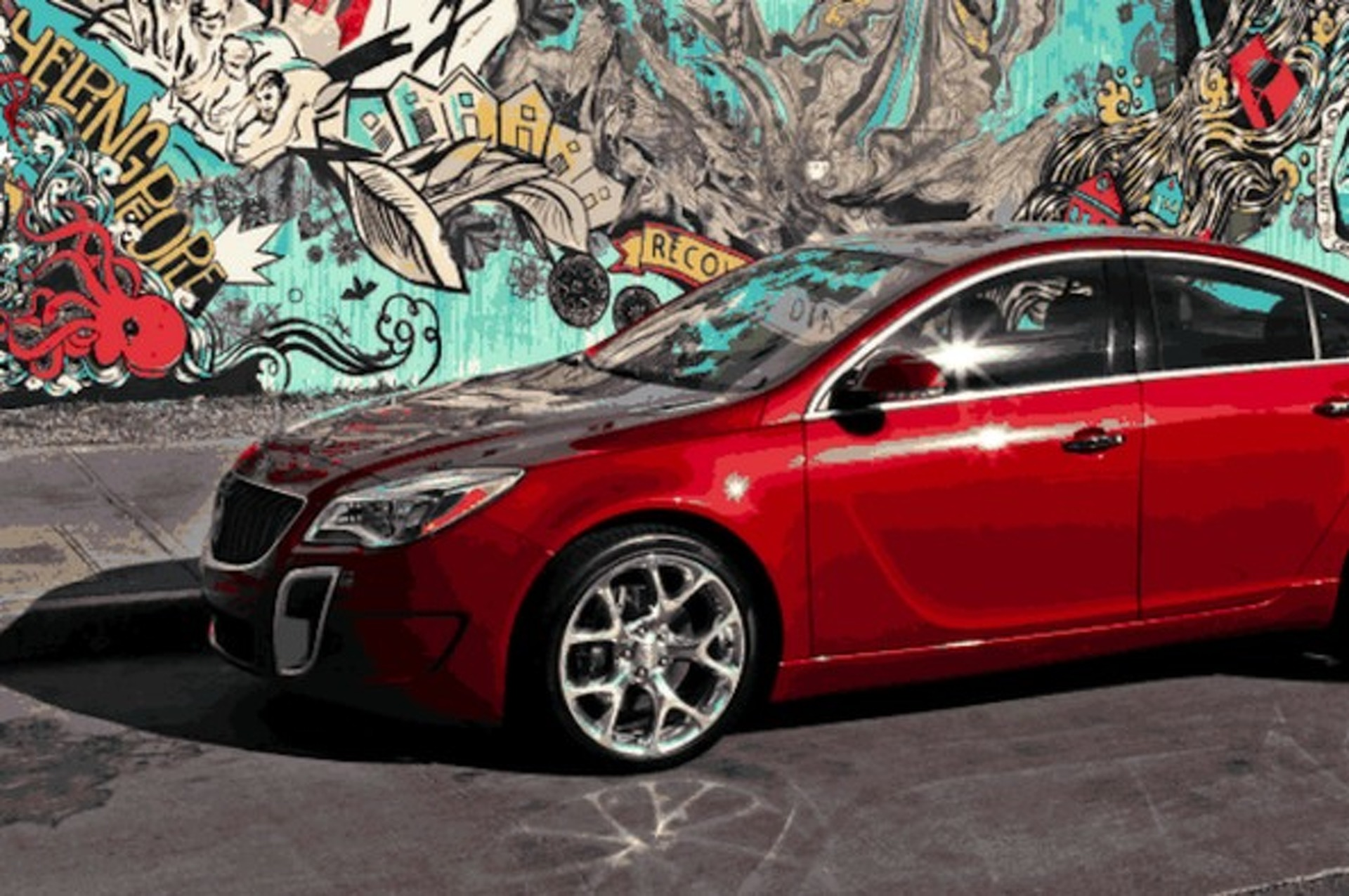 2014 Buick Regal GS Review: You Better Regalize