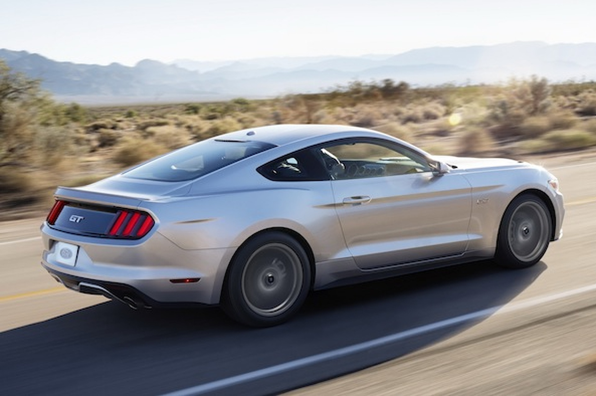 Very First 2015 Ford Mustang GT Headed to Auction