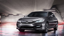 Honda Accord refreshed with full LED headlamps in Asia