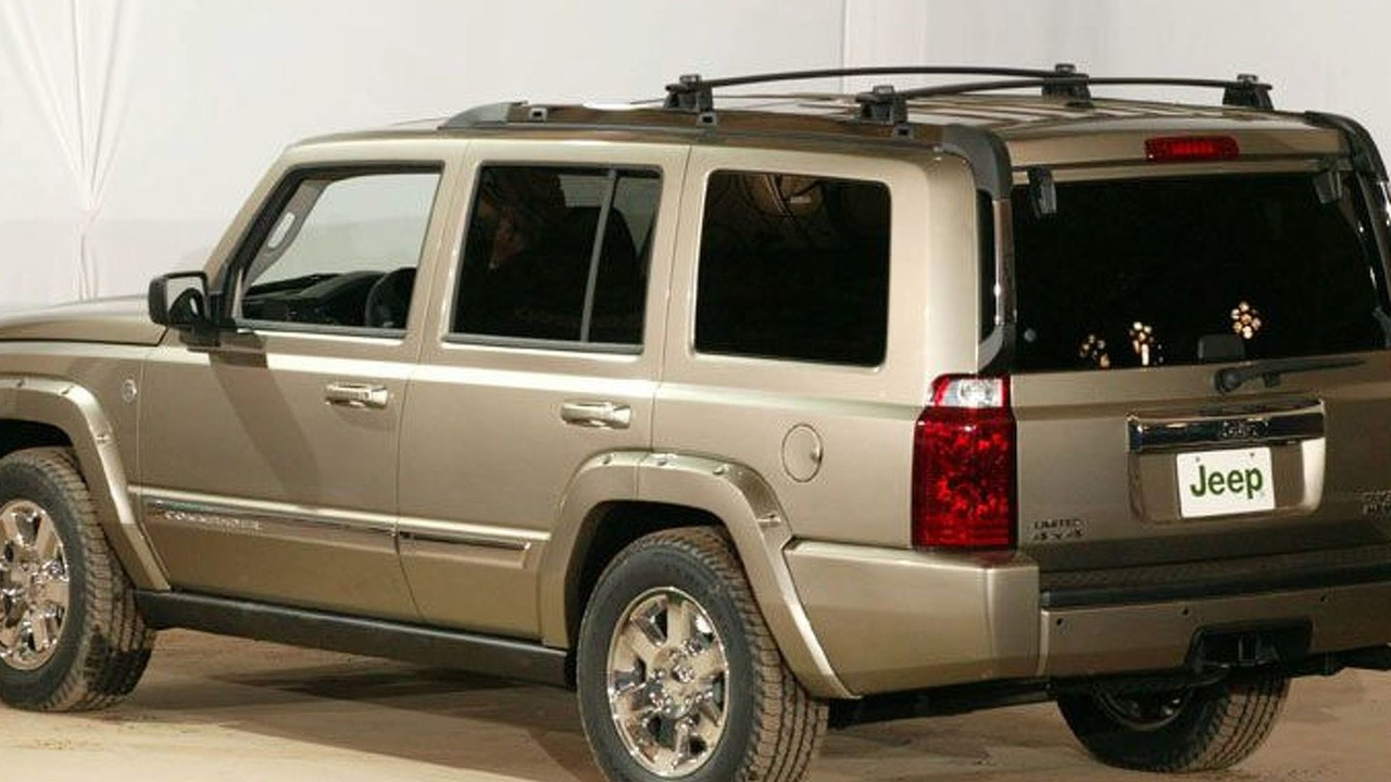 Jeep Commander at NYIAS 2005