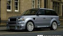Khan Cosworth Sport 300