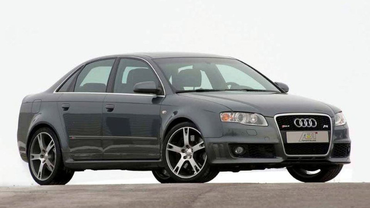 Audi RS4 by Abt Sportsline