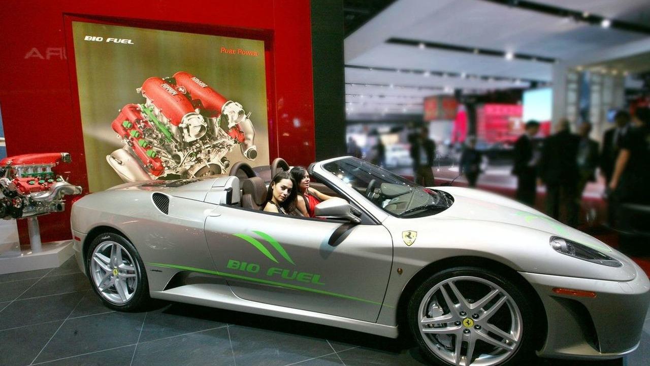 Ferrari 430 Spider Bio Fuel Concept