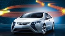 Opel Ampera Geneva Teaser Released