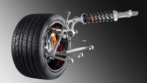Lamborghini LP700-4 Aventador suspension - 1.25.2011