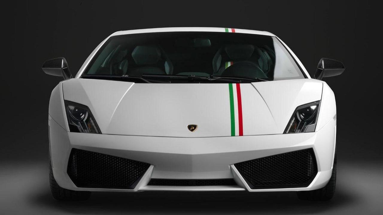 Lamborghini Gallardo Tricolore leaked - 10.3.2011