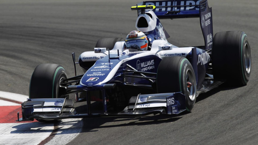 Williams to debut Red Bull-like exhausts