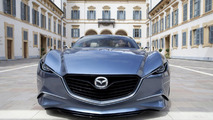 Mazda says a new rotary engine is in the works