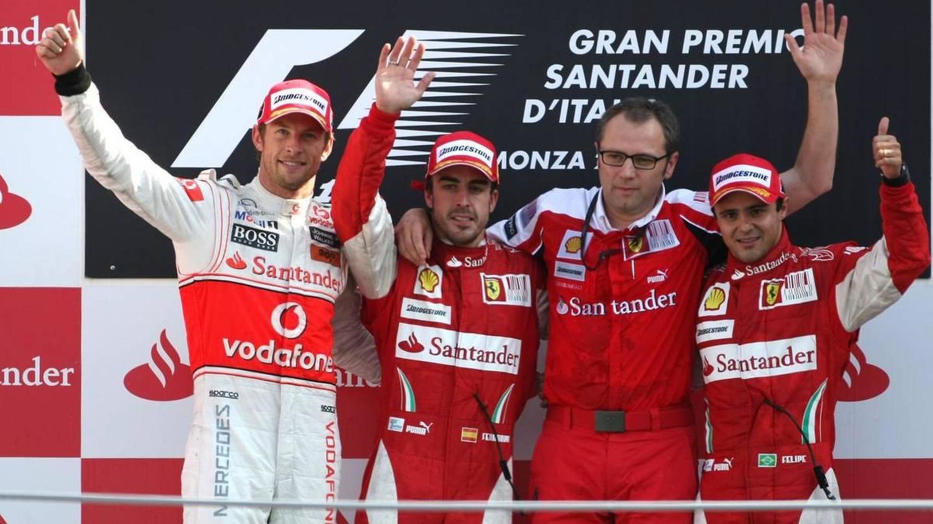 2010 Italian Grand Prix - RESULTS