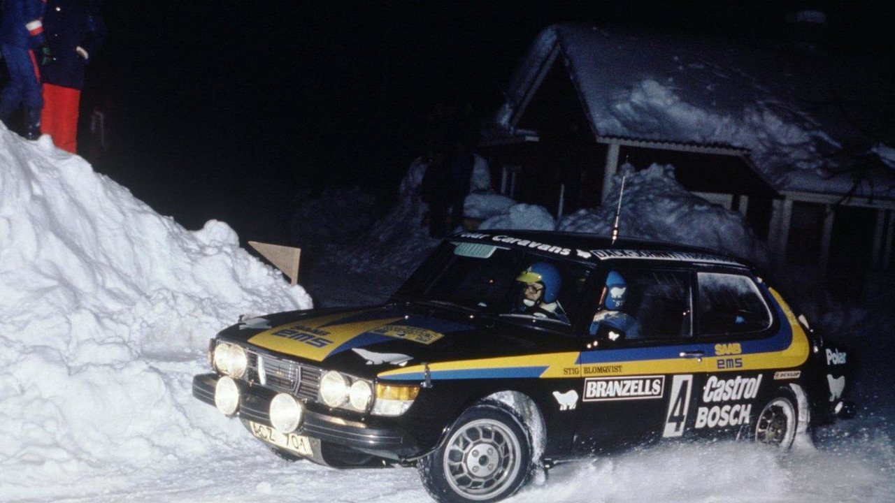 Saab 99 MY1978, Swedish Rally, 1600, 09.08.2010