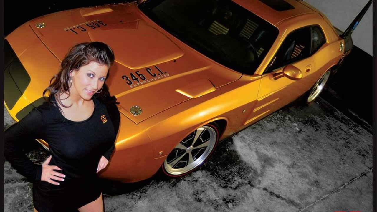 HPP Dodge Daytona concept, 948, 29.07.2010