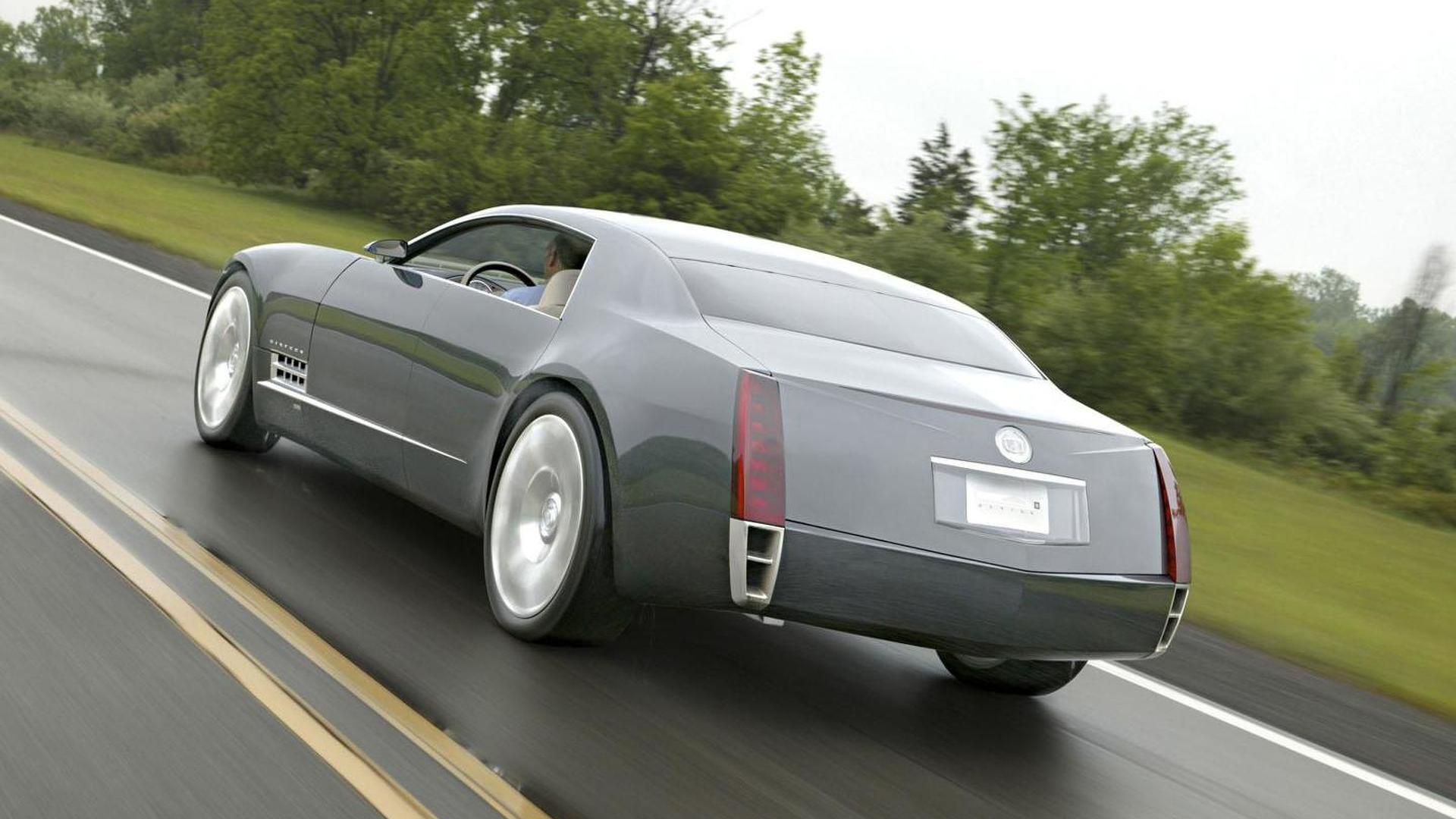 Cadillac flagship confirmed for production - report