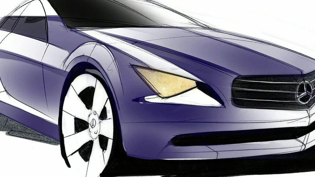 Mercedes-Benz Got Kinky On Paper