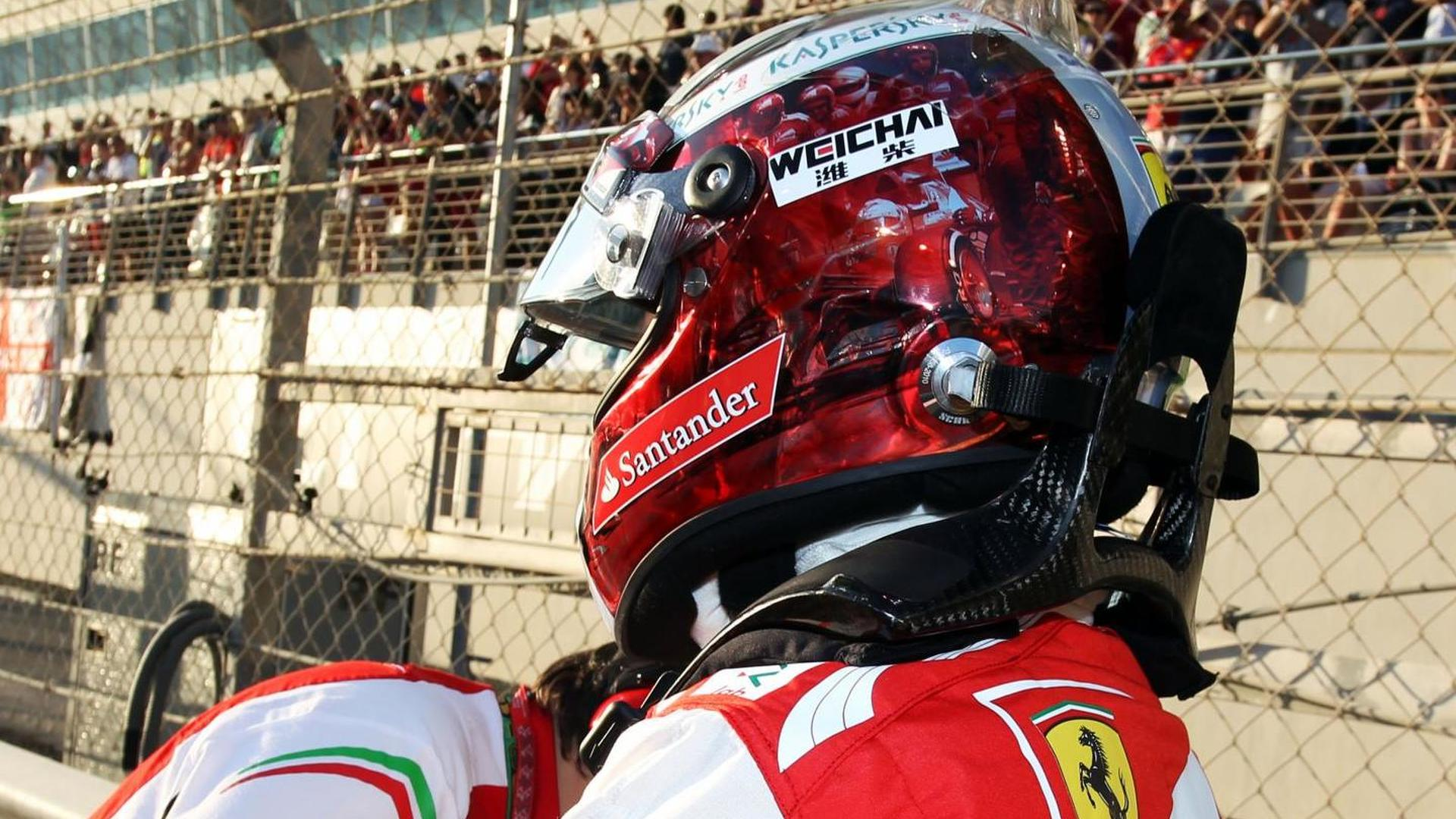 No 'explosion' as Alonso's Ferrari tenure ended - Briatore