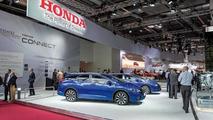 Honda Civic Tourer (Euro-spec) at 2014 Paris Motor Show