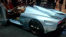 Koenigsegg Regera live in Geneva / TheSupercarKids