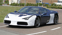 Ferrari 458 Speciale Spider reportedly confirmed for debut in Paris