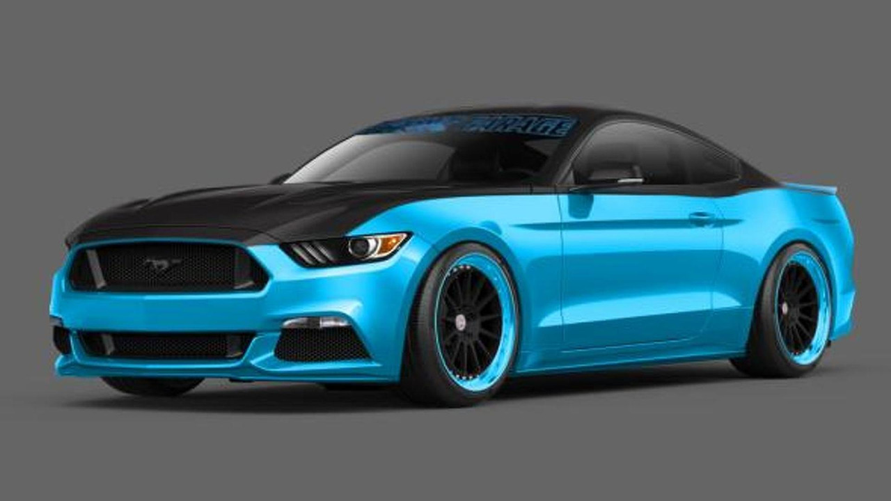 Ford / Petty's Garage Mustang GT
