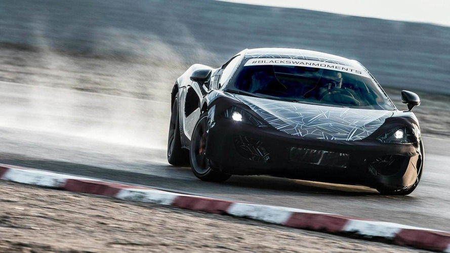 McLaren Sports Series rumored to get at least four versions