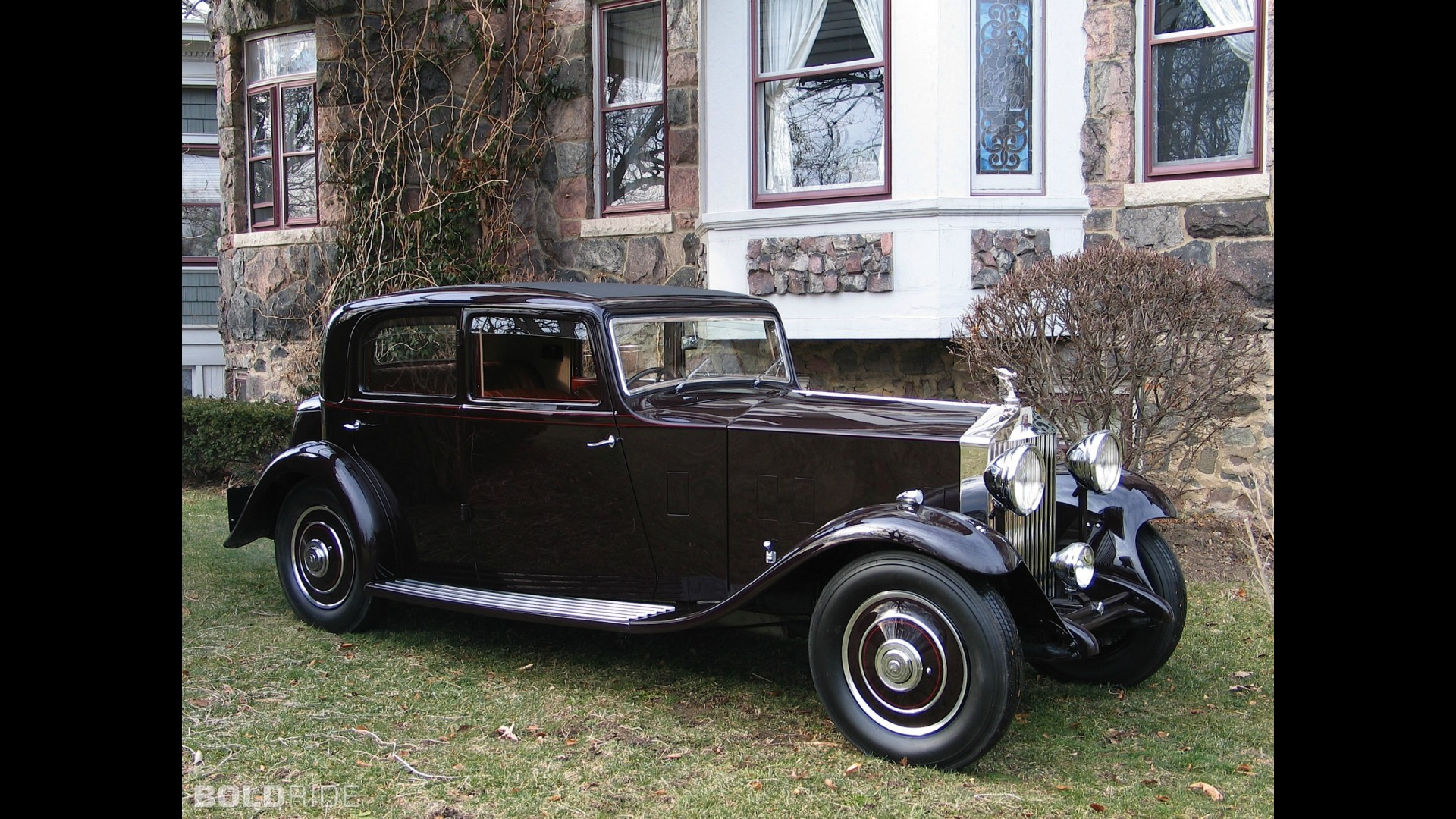 Rolls-Royce 20/25 Saloon by Thrupp & Maberly