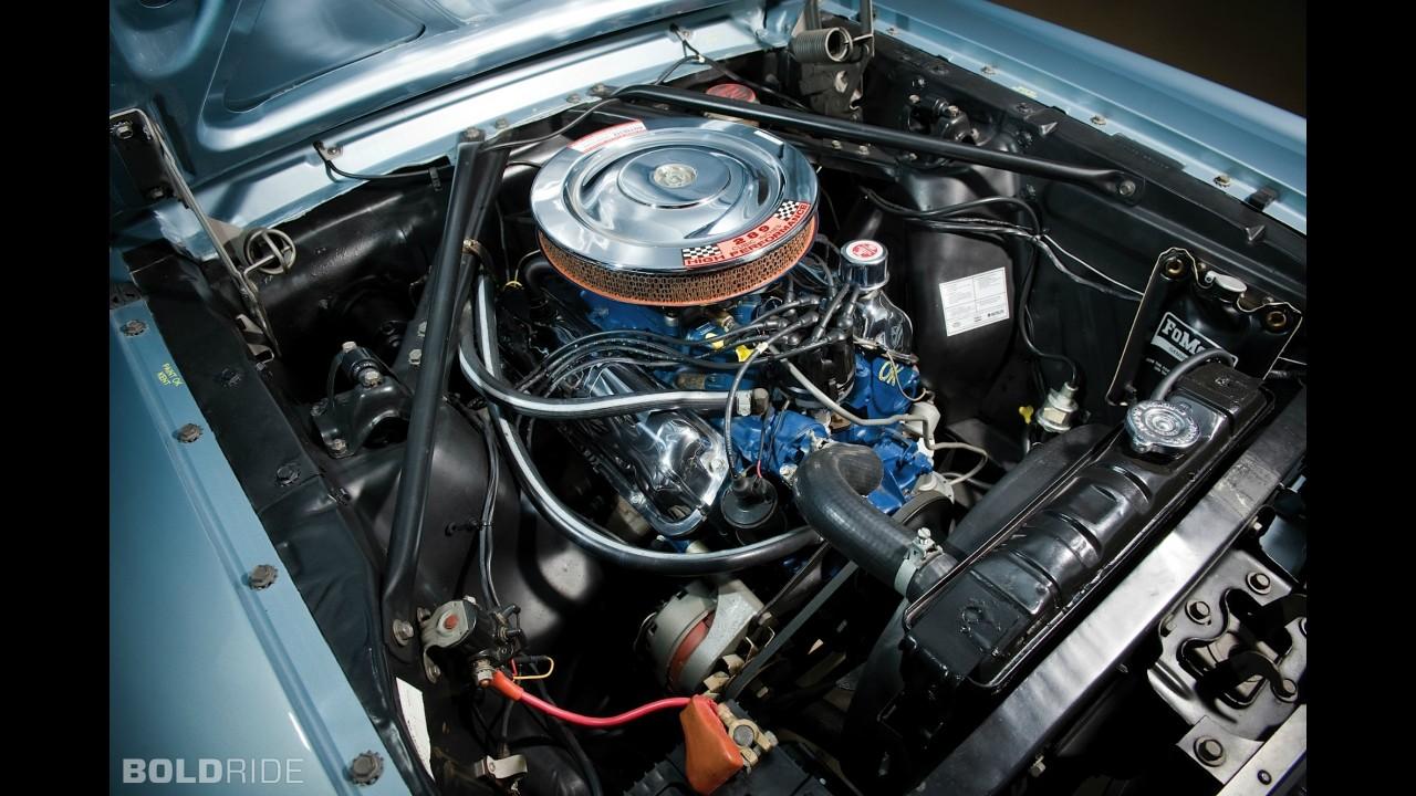 Ford Mustang K-Code Convertible