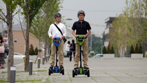 Segway-inspired Toyota Winglet begins testing in Japan [video]