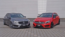 Mercedes-Benz A-Class modified by Inden Design and Binz